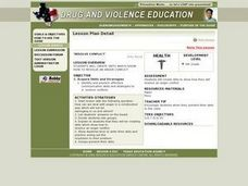 Resolve Conflict Lesson Plan