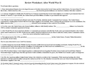 Printables World War Ii Worksheets world war ii worksheets davezan 2 worksheet davezan