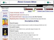 Rock It Lesson Plan