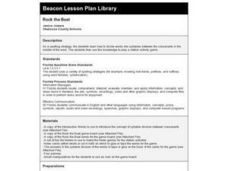Rock the Boat Lesson Plan