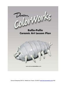 Rollie-Pollie - - Ceramic Art Lesson Plan