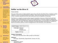 Rollin' On The River II Lesson Plan