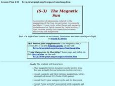 (S-4)  The Magnetic Sun Lesson Plan