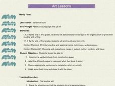 Sandwich Book Lesson Plan