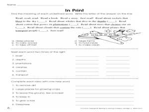 Printables Sat Vocabulary Worksheets vocabulary worksheet versaldobip sat versaldobip