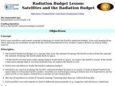 Satellites and the Radiation Budget Lesson Plan