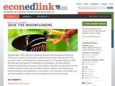 Save the Moonflowers Lesson Plan