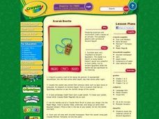 Scarab Beetle Lesson Plan