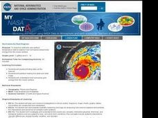 Science: Hurricanes As Heat Engines Lesson Plan