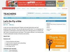 Science: Let's Fly a Kite! Lesson Plan