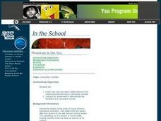 "Secrets of the Ocean Realm - In the School ""Mountain in the Sea"" Lesson Plan"
