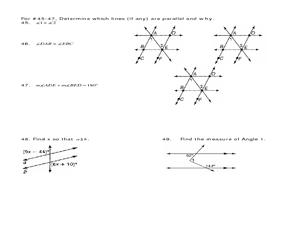 Printables Geometry Review Worksheets semester 1 review for geometry final 10th grade worksheet lesson worksheet