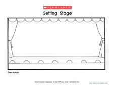 Setting Stage Worksheet