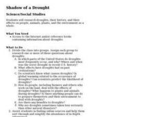 Shadow of a Drought Lesson Plan