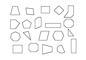 Shape Diagram Worksheet