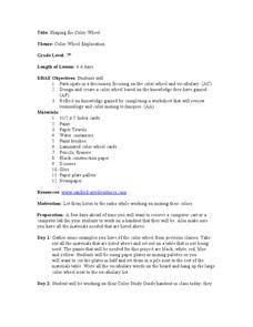 color purple activities lesson plans worksheets. Black Bedroom Furniture Sets. Home Design Ideas
