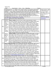 Shared Reading and Writing Humor and Adjectives Lesson Plan
