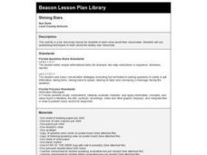 Shining Stars Lesson Plan