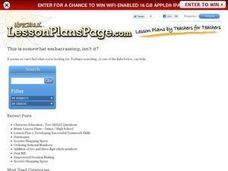 Shopping with Money Lesson Plan