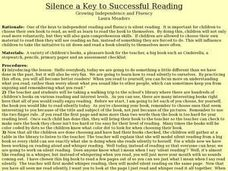 Silence: A Key to Successful Reading Lesson Plan