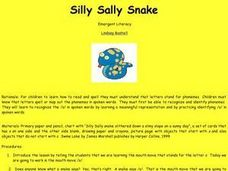 Silly Sally Snake Lesson Plan