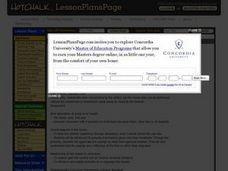 Simulated Colonial School : US History, Proverbs Lesson Plan