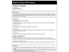 Skateboard Renegade Lesson Plan
