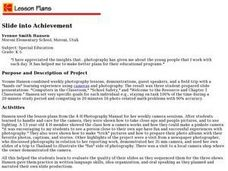 Slide into Achievement Lesson Plan