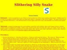 Slithering Silly Snake Lesson Plan
