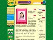 Smile For Leonardo Lesson Plan