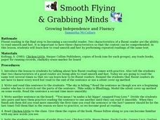 Smooth Flying & Grabbing Minds Lesson Plan