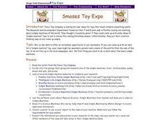 Smoses Toy Expo Lesson Plan
