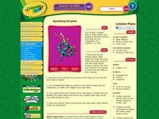 Sparkling Serpent Lesson Plan