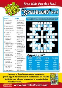 Spellbound #3 Worksheet
