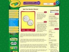 Spin Your Number Wheels! Lesson Plan