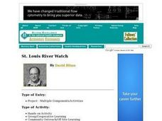 St. Louis River Watch Lesson Plan