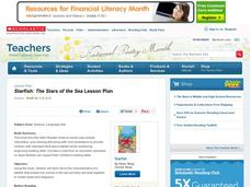 Starfish: The Stars of the Sea Lesson Plan Lesson Plan