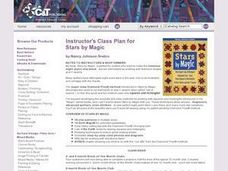 STARS BY MAGIC Lesson Plan