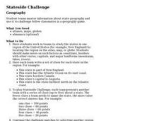 Stateside Challenge Lesson Plan