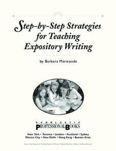 essay-writing-effective-teaching-strategies-and-student-activities-b ...