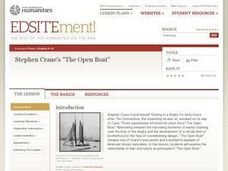 "Stephen Crane's ""The Open Boat"" Lesson Plan"