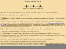 Story Across The World Lesson Plan