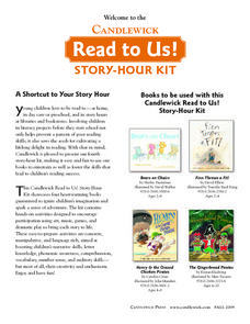 Story-Hour Kit Lesson Plan