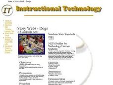 Story Webs Lesson Plan