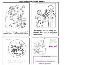 Stranger Danger Lesson Plans - a-k-b.info