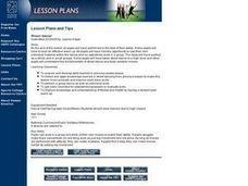 Street Dance Lesson Plan
