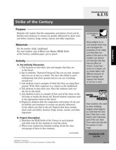 Strike of the Century Lesson Plan