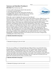 8th Grade Common Core | Writing Worksheets