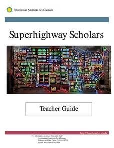 Superhighway Scholars Lesson Plan