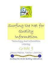 Surfing the Net for Quality Information Lesson Plan